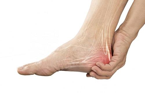 درمان درد پا