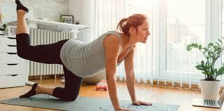 ورزش برای ورم پا در ماه آخر بارداری