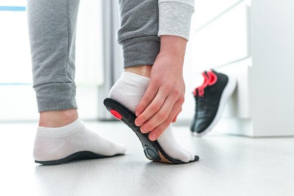 ساخت کفش طبی