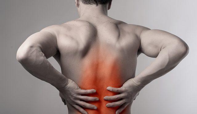 درد پایین کمر سمت راست