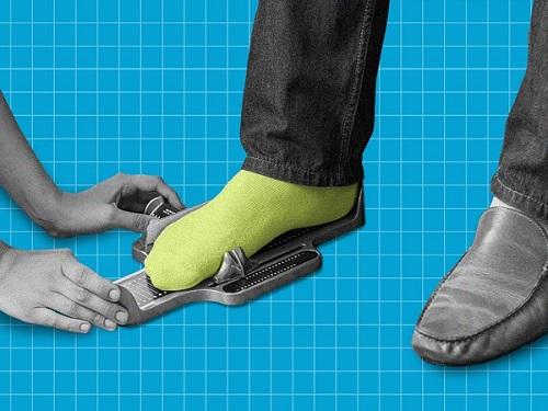 مراکز ساخت کفش طبی